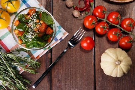 ripe: ripe salad