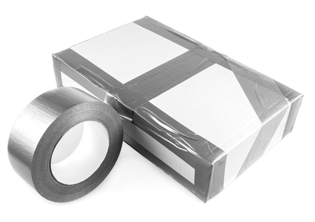 sellotape: scotch tape Stock Photo
