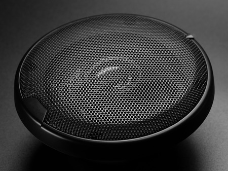 audio speaker photo