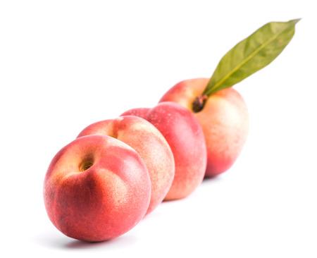 ripe: Ripe  peach