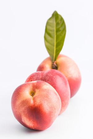 熟した: 熟した桃