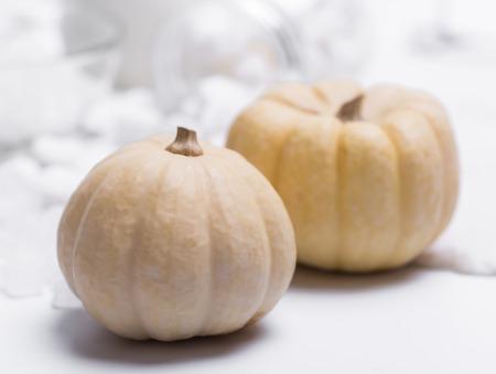 pumpkin pie: pumpkins