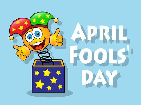 april: fun April Fools Day