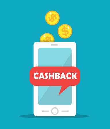 cashback gold coins are returned to the mobile phone