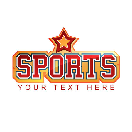Sports Sign Vector