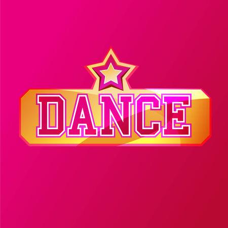 Dance Sign Vector