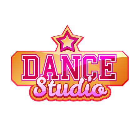 Dance Studio Sign