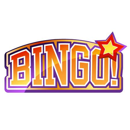 Bingo Sign Stok Fotoğraf - 28417368