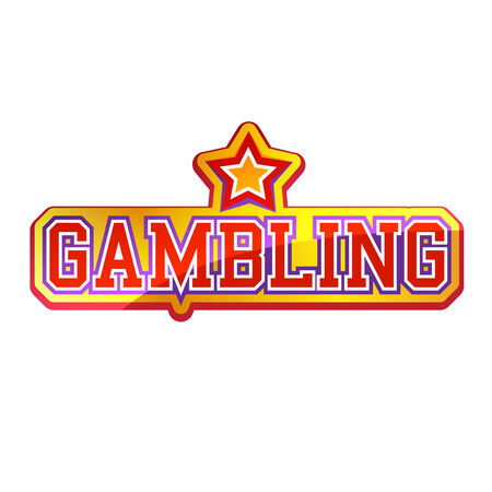 Gambling Sign Vector