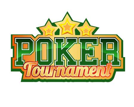 texas hold'em: Poker Tournament Header