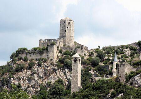 herzegovina: Bosni� and Herzegovina, Pocitelj