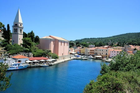 Veli Losinj in Croatia photo