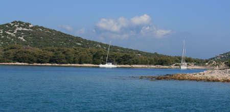 kornati: Kornati, Croazia Archivio Fotografico