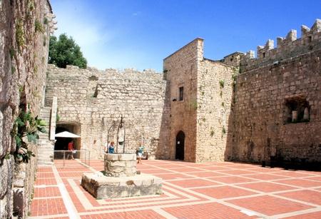 fortress Krk, Croatia