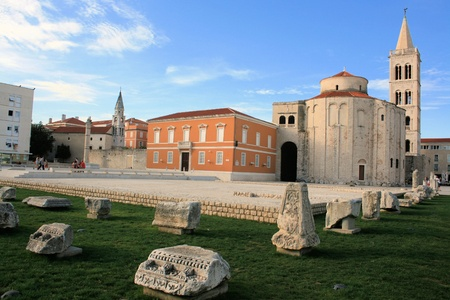Zadar, Croatia photo