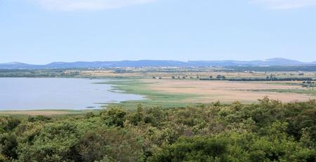 Vransko jezero, near Zadar, Croatia photo