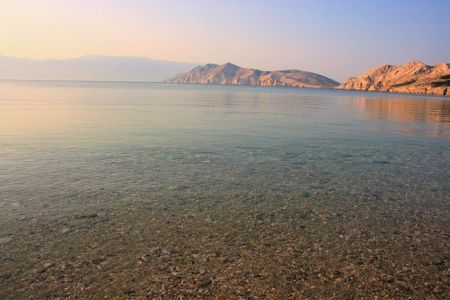 Baska, Croatia photo