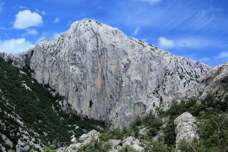 paklenica: National park Paklenica, Croatia
