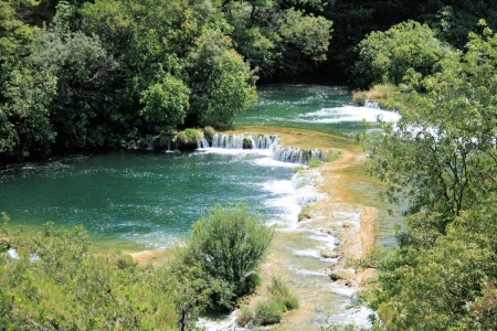 Krka National Park, Croatia photo