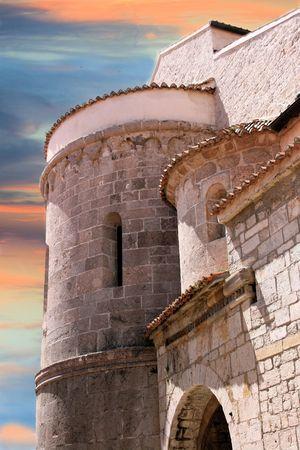 historically: Zadar, Croatia