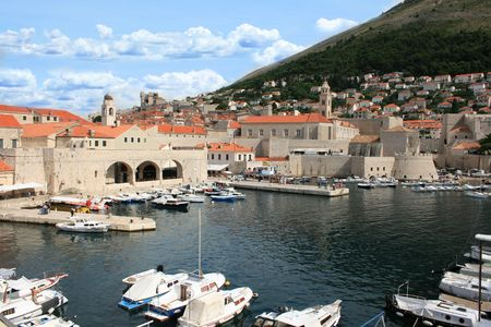 Dubrovnik, Croatia photo