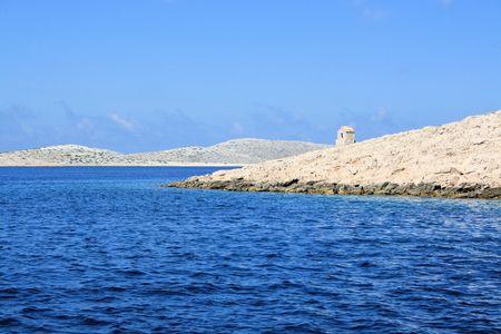 kornati: parco nazionale di Kornati, Croazia