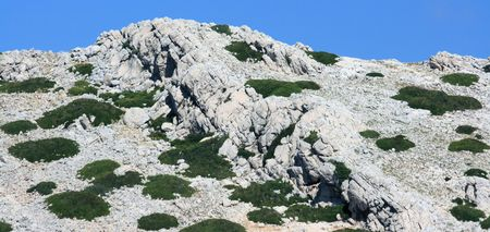 national park Kornati, Croatia photo