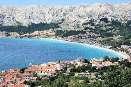 Baska, Croatia photo