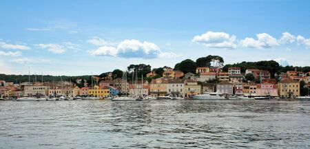 Mali Losinj, Croatia photo