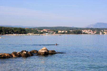 krk: island Krk, Croatia