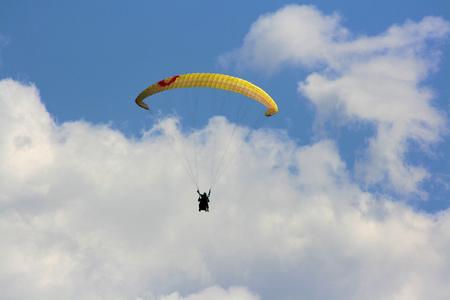 karawanks: paragliding