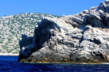 kornati national park: NP Kornati, Croatia Stock Photo