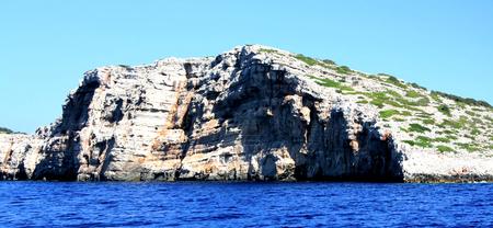 kornati national park: island in NP Kornati, Croatia