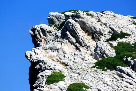 np: rock in NP Kornati, Croatia