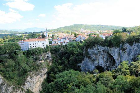 Pazin, Istria, Croatia 版權商用圖片