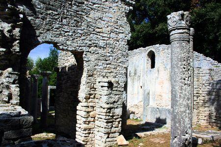 marys: St Marys Church, Brioni, Croatia