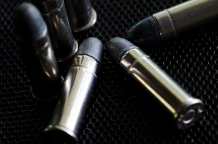 .38 spacial Pistol bullets photo