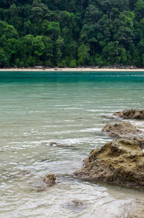 Surin island national park in Thailand Stock Photo - 13227228