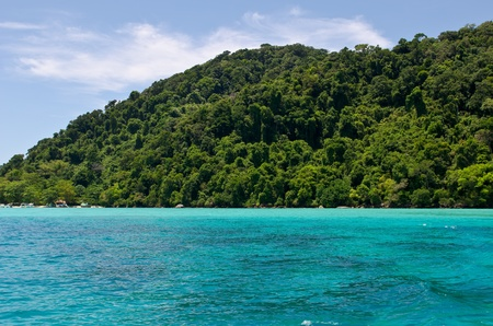 Surin island national park in Thailand Stock Photo - 13235072