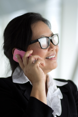 Asian women have a huge role in the world economy today. photo