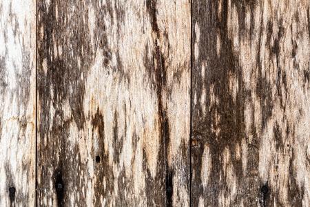 crossbar: old wooden panels