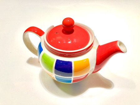 tea pot Banque d'images