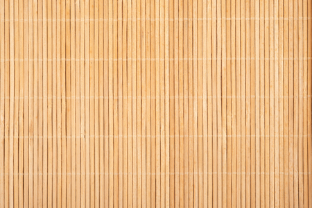 Wooden bamboo, wood texture background. Stock Photo