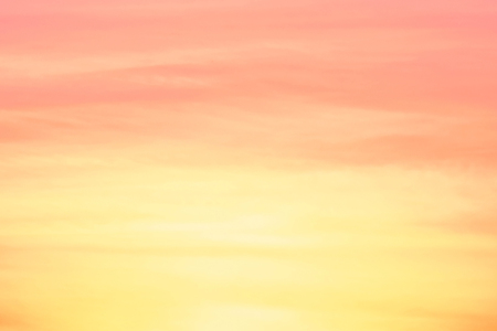 Abstract blur light gradient pink soft pastel and yellow for wallpaper background. Stock Photo