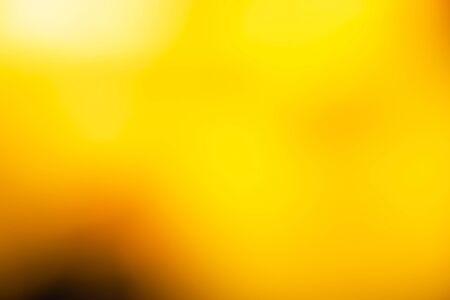 Abstract blurred elegant gold background. Glow light for design element concept. Orange background Imagens - 132180326