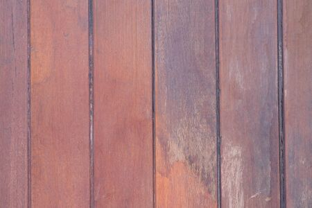 Top view of old wood texture, Natural dark wooden for backgroud. Imagens