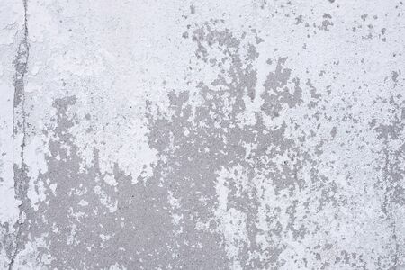 Texture of old concrete wall. Bare cement white wall texture for background.
