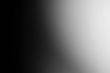 abstract background gradient in black and white. Imagens