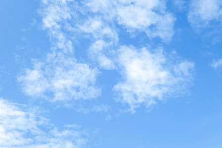 Beautiful blue sky clouds for background. Фото со стока