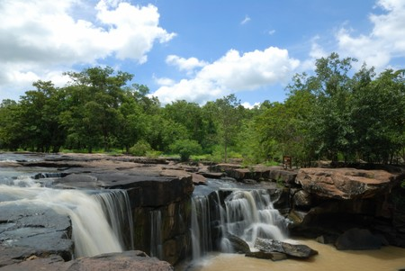 Tat Ton Waterfall